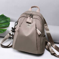 Women PU Leather Backpack Handbag Satchel Shoulder Travel School Bag Rucksack