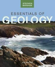 Essentials of Geology 4th Edition by Stephen Marshak- PDF FILE !