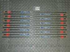New, Carbon Storm 400 Spine Arrows- 7.5 GPI - Cut & Insert Av- Easton/Beman