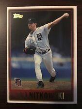 1997 Topps C.J. Nitkowski Detroit Tigers 313