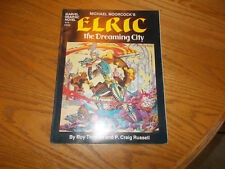 Marvel Graphic Novel-Michael Moorcock'S Elric The Dreaming City