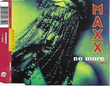 MAXX - No more (I can't stand it) CDM 6TR Eurodance 1994 (DURECO HOLLAND)