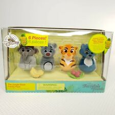 Disney Furrytale Friends The Jungle Book Family Pack Exclusive Set Mini Plush