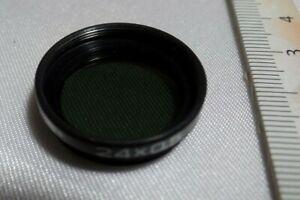 Neutral Gray 4x KMZ 24x0.5mm Vintage Light Filter 24mm for Lens   9634
