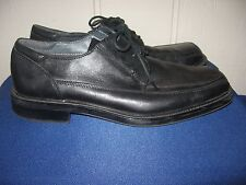 Dockers Perspective 090-3174 Black Leather Mens Oxfords Shoes Sz 11 GUC