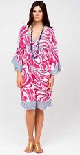 Viscose Knee-Length Casual Sundresses for Women