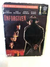 Unforgiven (Dvd, 2002, 2-Disc Set, Two Disc Special Edition), Clint Eastwood