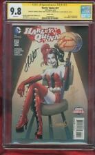 Harley Quinn 27 CGC 4X SS 9.8 Romita Variant Suicide Squad 1st Full Red Tool