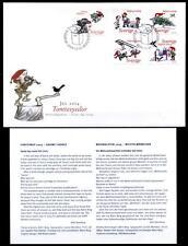 Weihnachten. Weihnachtswichtel. FDC. Schweden 2004