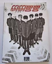 BTOB 4th Mini Album Beep Beep Korean CD Press Signed Autographed Fanmeeting
