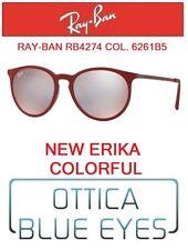 Occhiali da Sole RAYBAN RB4274 6261B5 NEW ERIKA COLORFUL Sunglasses Ray Ban NEW