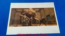 Star Wars Return Of The Jedi Reproduction Painting By Ralph McQuarrie (6)