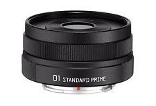 Pentax-01 Standard Prime for Pentax Q Mount #Color:Gray Black 23307