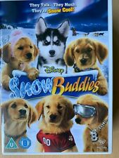 Snow Buddies DVD 2008 Walt Disney Family Feature Film Movie