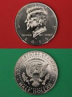 1990 D John Kennedy Half Dollar Uncirculated From Mint Set Combined Shipping