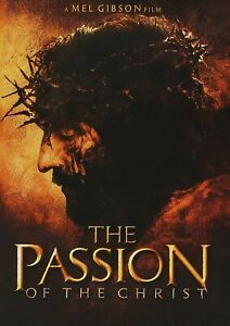 Previously Viewed WS DVD The Passion Of The Christ A Mel Gibson Film WS DVD 2004