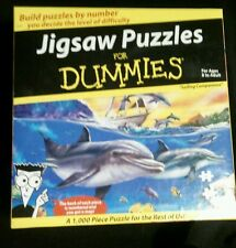 Jigsaw puzzle for dummies.  8 to adult and Boys & Girls tdc sailing companion