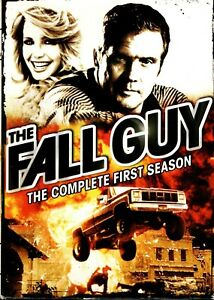 FALL GUY: Complete Season 1 - DVD Box Set - starring Lee Majors - VGC!