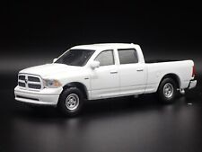 2014 14 RAM 1500 PICKUP TRUCK W/ HITCH 1:64 SCALE COLLECTIBLE DIECAST MODEL CAR