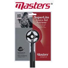 Masters SUPERLITE 3 METRI Palla Da Golf Retriever extenable TELESCOP