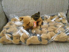 Ty Beanie Babies - One Dozen Tuffy the Terrior Dog - New In Bag with tags intact