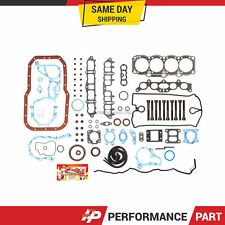 Full Gasket Set Head Bolts for 91-95 Toyota Celica MR2 Turbo 2.0L 3SGTE