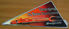 Snap-on Tools ..  Original Vintage 1980,s auto sticker