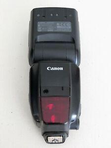 Canon Speedlite 600EX-RT Shoe Mount Flash for Canon OEM 051721