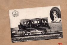 London & North Western Railway. Queen Adelaides Carriage posted 1904 Derby ao1