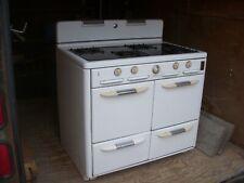 "vintage 40"" stove / roper 40"" range / used roper 40"" gas stove"