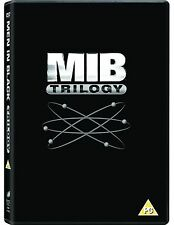 MEN IN BLACK Trilogy DVD Collection BoxSet 1-3 Part 1 2 3 All Films Will Smith