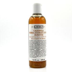 Kiehl's Since1851 Calendula Herbal Extract Alcohol-Free Toner 8.4 oz READ INFO