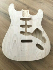 Stratocaster Body, us swamp ash, curly maple Top, unfinished