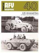 AFV Weapons Profile 40 - US Armoured Cars - DVD