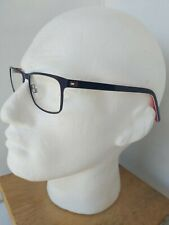 TOMMY HILFIGER TH 57 eyeglasses glasses frame - blue, red and white