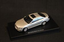 AutoArt Mercedes-Benz CL-Class 1:43 Silver (JS)