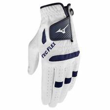 Mizuno TecFlex Golf Glove - White - Men's Left Hand - Medium Large