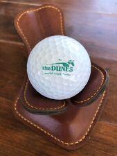 Logo Golf Ball The Dunes Sanibel Florida