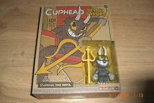 Cuphead Devil´s Throne Bauset mit 101 Teilen von McFarlane Toys