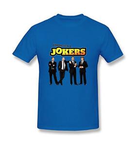 Impractical Jokers Wheres Larry Tour 2015 T Shirt For Men