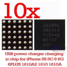 10x USB Power Charger Charging IC 1610A2 U2 BGA Chip for iPhone 6 & 6 Plus 5S 5C