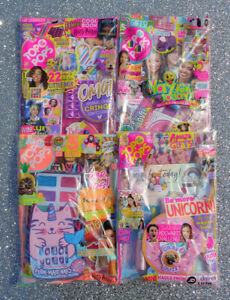 4 x TOP OF THE POPS MAGAZINE BACK ISSUES ~ ~ NEW WITH GIFTS ~ ~