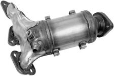 Exhaust Manifold with Integrated Catalytic Converter Rear fits 03-05 6 3.0L-V6