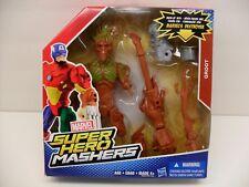 Sealed 2015 Hasbro Marvel Super Hero Mashers GOTG Groot Deluxe Action Figure