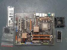 ASUS P5W DH DELUXE con CPU Pentium 3.40GHZ 4m 800 05a SL95V MAI USATO #166