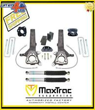 "MaxTrac K885364B 6.5"" Lift Kit W/Bilstein Shocks Fits 04-14 Nissan Titan"