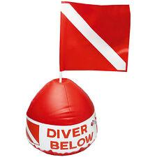 Scuba Max Scuba Dive Flag and Float