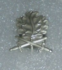 German Iron Cross Oak Leaf Sword Medal Eichenlaub Schwertern Battle Officer Pin