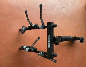 Rhino Bike Rack 4 Bike Carrier Towball Mount excellent condition