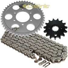 Drive Chain & Sprockets Fits SUZUKI GSF1200 GSF1200S Bandit 1200 1995-2005